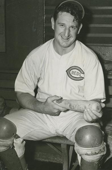 Ernie Lombardi: The Other Great Cincinnati Reds Catcher - The Grueling Truth