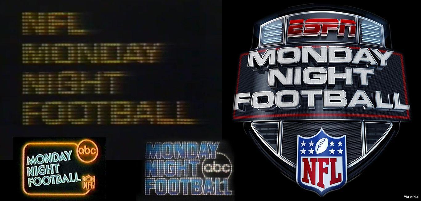 「monday night football」の画像検索結果