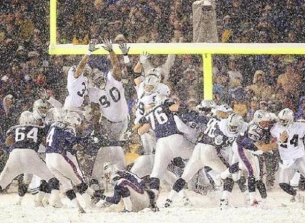 0eef2e84 The Ten Greatest Bad Weather Games in NFL History - The Grueling Truth