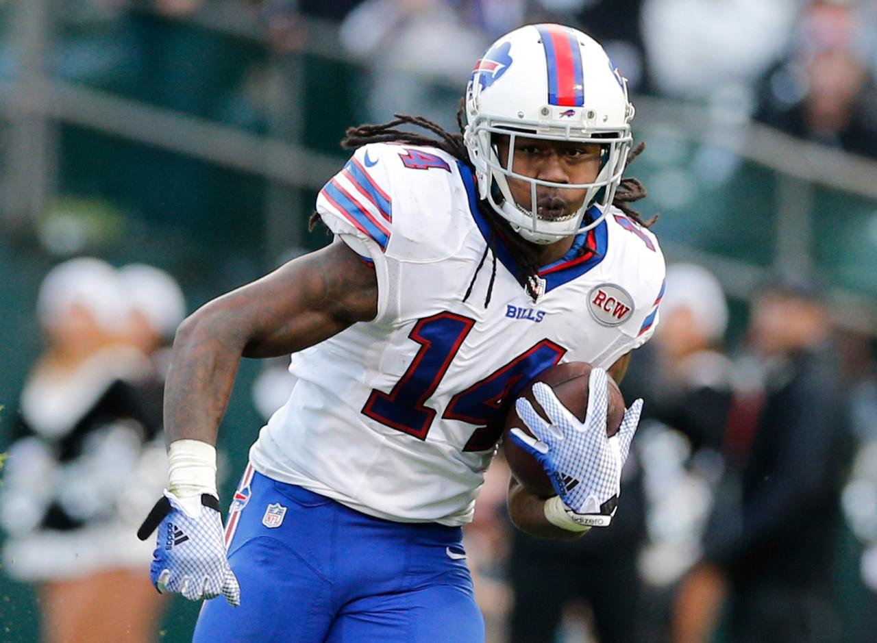 It's a go big or go home season for Bills receiver Sammy ...