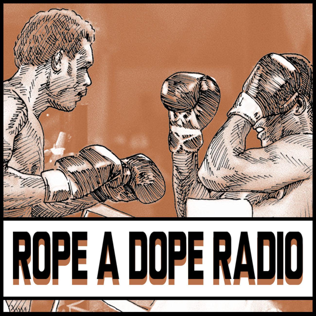 Rope A Dope Radio: AJ vs Lennox beef! Kovalev vs Yarde