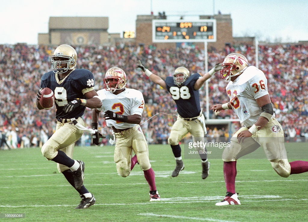 FSU's 1993 National Title Team's Silver Anniversary — Part VII ...