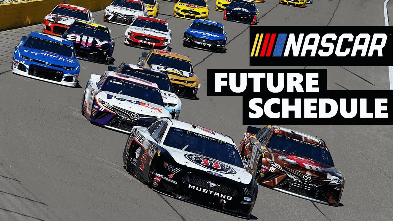 What The 2021 Nascar Cup Schedule Could Look Like The Grueling Truth