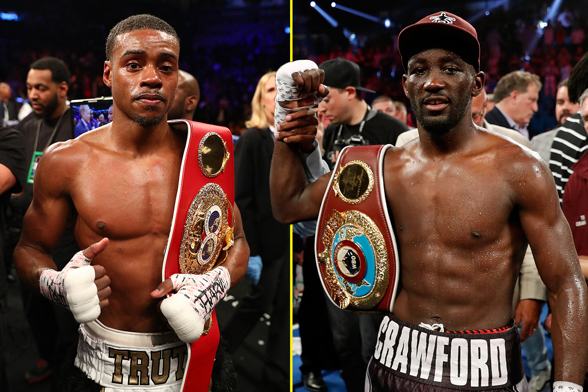 Crawford vs. Spence: The battle for welterweight supremacy - The ...