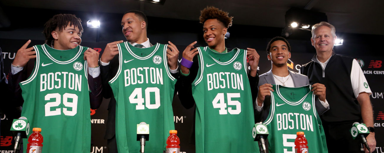 Boston Celtics Schedule 2020 Assessing the Celtics' 2019 2020 roster   The Grueling Truth