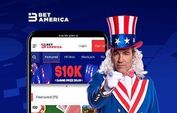 betamerica mobile casino