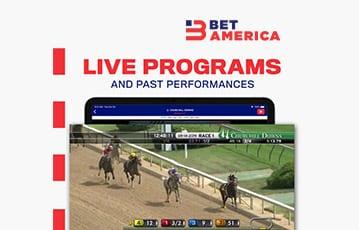 betamerica live horse betting