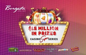 borgata casino slots