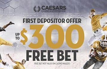 caesars sports bonus