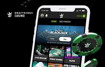draftkings casino mobile