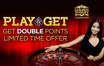 Golden Nugget casino bonus double points Play and Get
