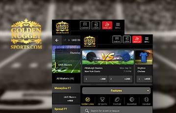Golden Nugget sports live
