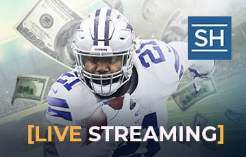 sugarhouse live streaming